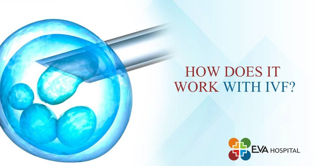 How does it work with IVF?