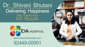 Dr. Shivani Bhutani Delivering Happiness With Satisfactory IVF Results