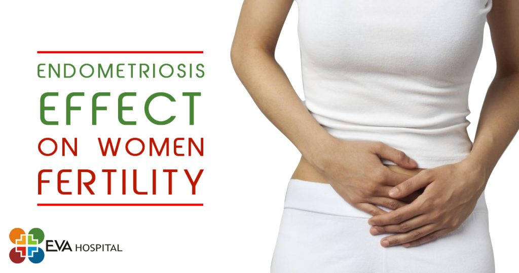 Endometriosis effect on Women Fertility