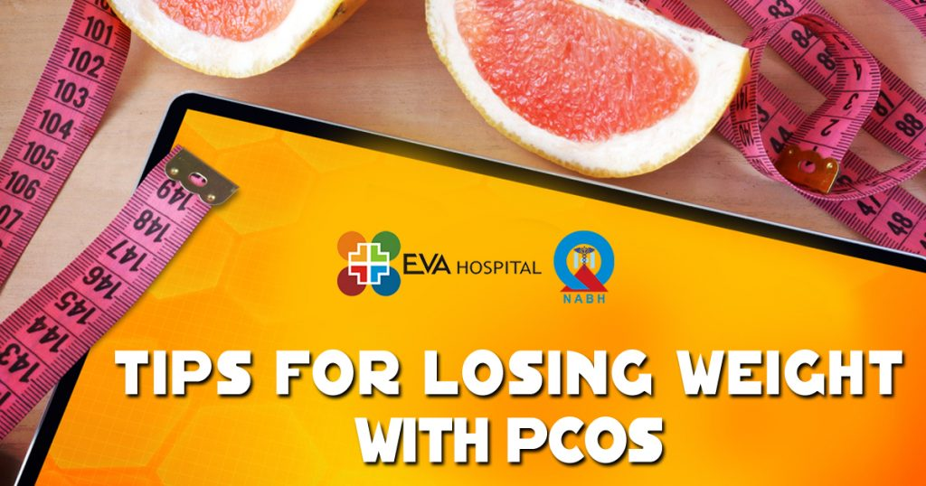 Tips for Losing Weight With PCOS